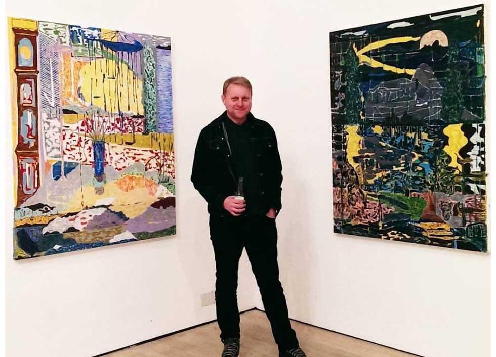 Artist Spotlight Gordon Dalton